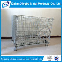 customized logo and color wire mesh hanging divider