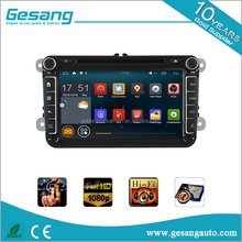 Gesang Factory with CE FCC RoHs certifications 7 inch 2 din Car radio DVD player for VW jetta 2006 2007 2008 2009 2010