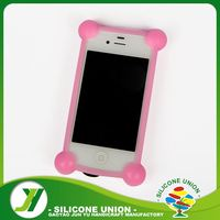 Eco- friendly silicone 3d sublimation phone case