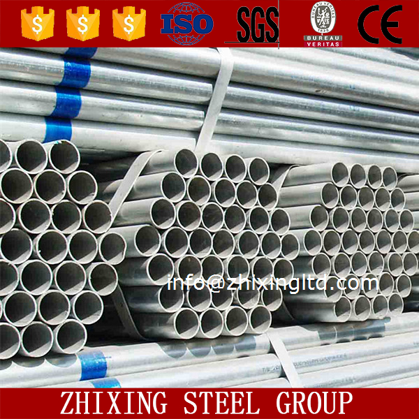 hot dip galvanized scaffolding steel pipe specification