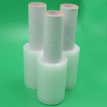Roll Of Polythene Plastic Shrink Wrap Handles Stretch Film