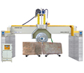 Granite multi cutter blade block stone cutting machine