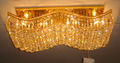 Customized popular ceiling lamp crystal light VOL