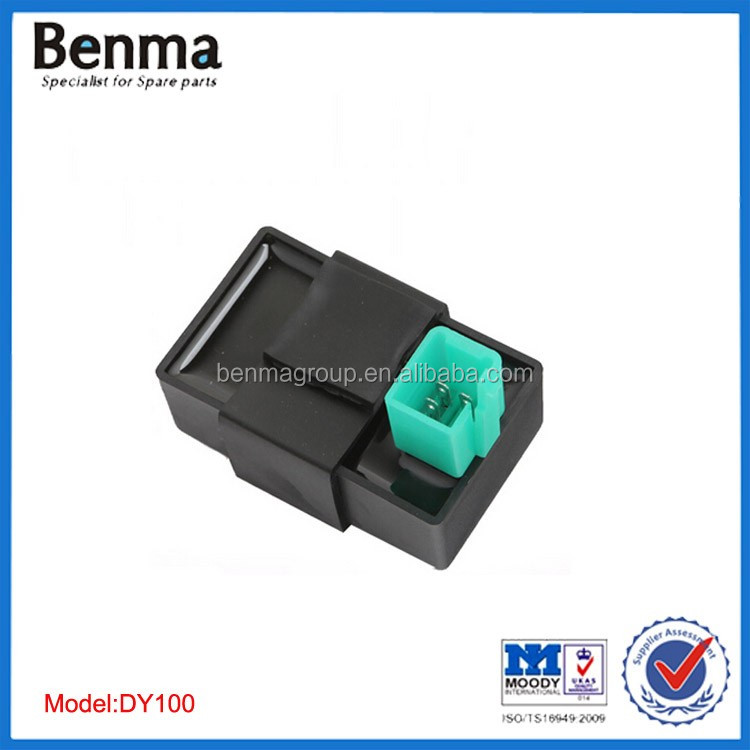 Motorcycle electric parts DY100 CDI DY100 ignition made in china