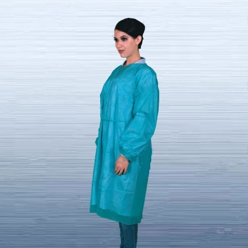 disposable hospital isolation gown non-woven gown surgical gown wanli