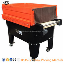 PE Heat Electric Wire Shrink Packaging Machine