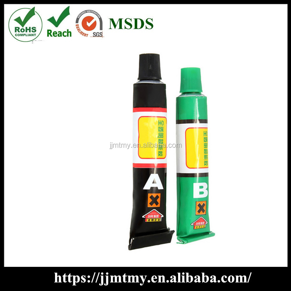 5 Minute Epoxy Steel Adhesive Glue for Granite