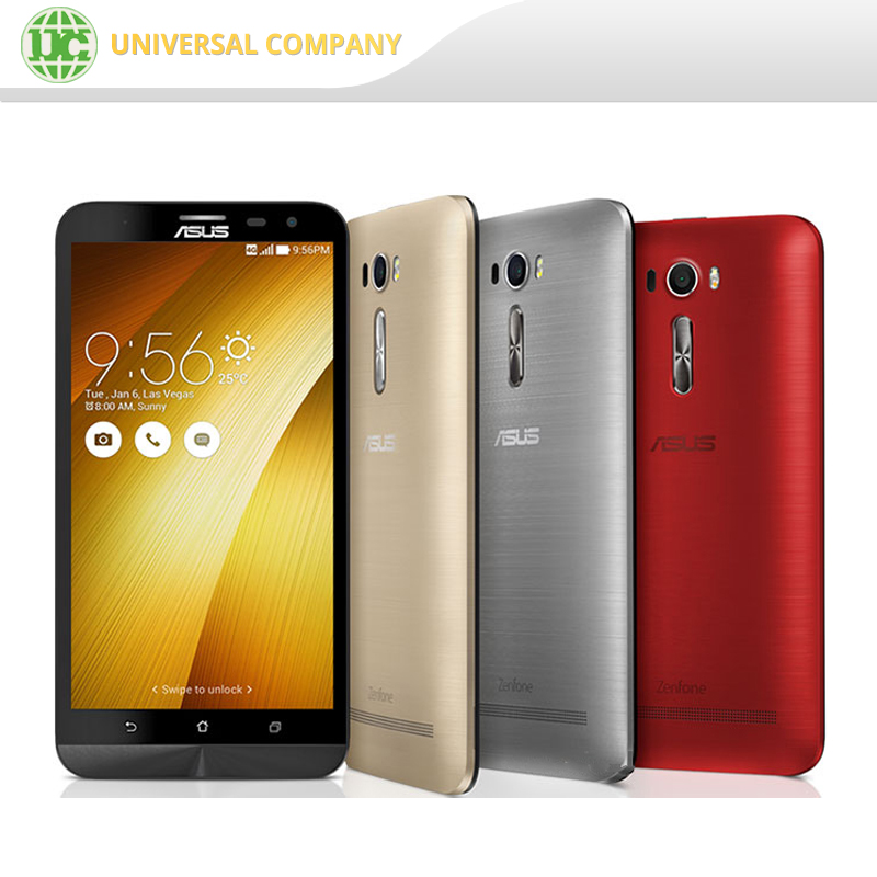 Original Android 5.0 Cell phone Unlocked Dual SIM Asus Zenfone 2 Laser smartphone 6 inch
