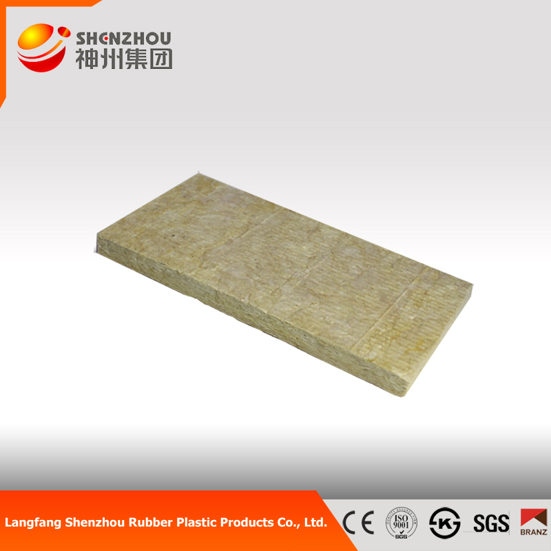 SHENZHOU heat insulation high density rockwool
