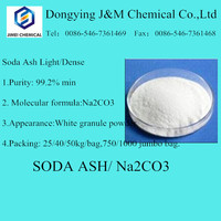 High quality food/ Industrial Grade Soda Ash Light 99.2%