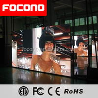 P10mm Front Service Slim Large LED Video Screen Indoor LED Display Big xxx Video Screen