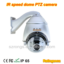 360 degree rotation ip camera 120m PTZ face detection cameras IP65 Speed dome module CE FCC cctv security camera manufacture