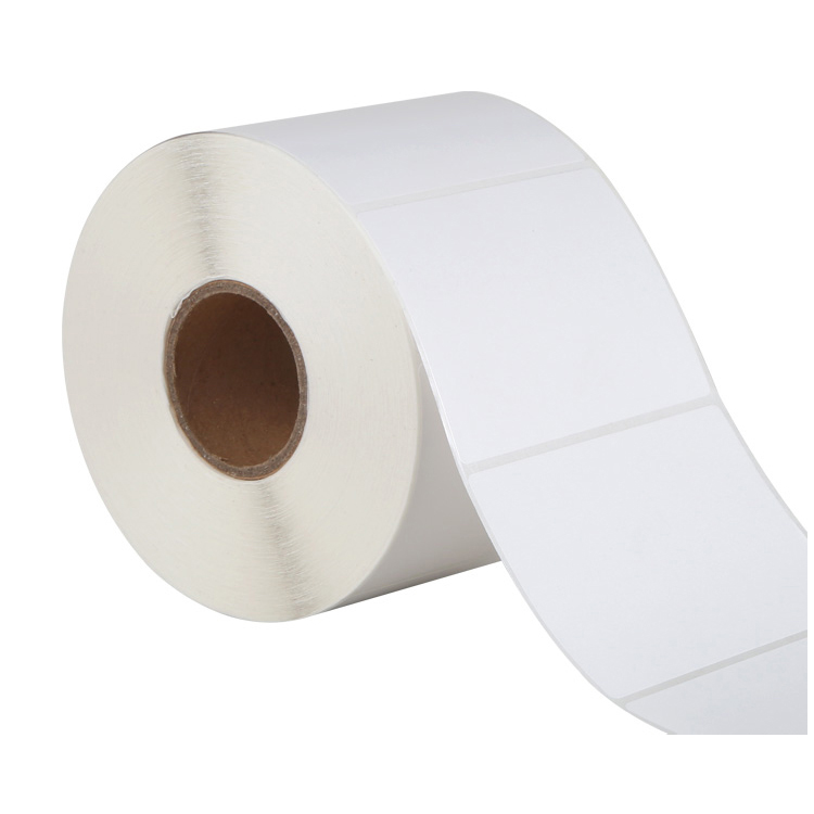 In stock 150*102mm 80g thermal roll <strong>label</strong>