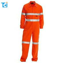 Popular and cheap bright colored overalls