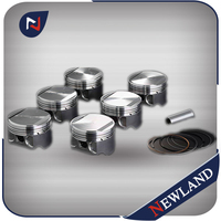 Custom Casting & Forged Piston For Nissan RB26DETT RB26 RB30 Forged Piston