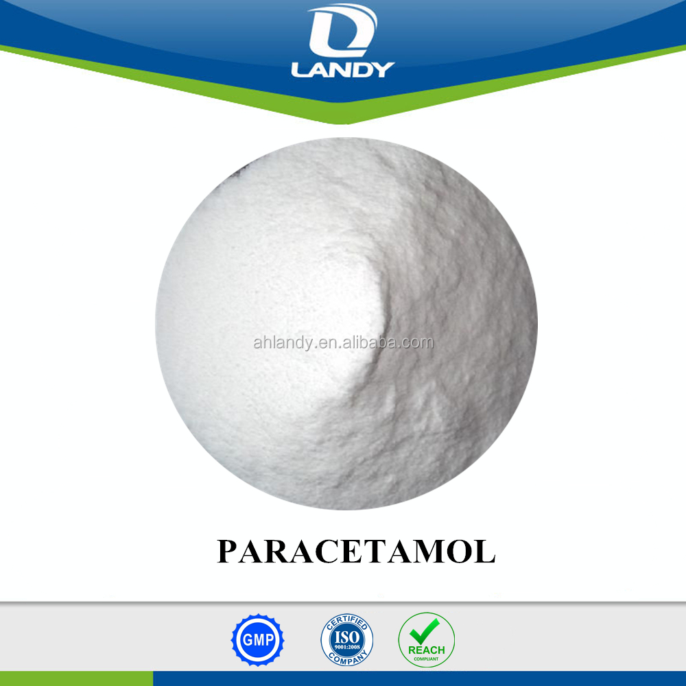 RELIABLE QUALITY GMP MANUFACTURER POWDER PARACETAMOL