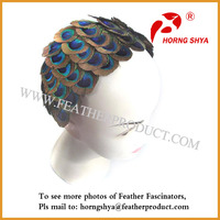 Wholesale Feather Fashion Hair Accessories Headbands