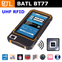 THM0080 BATL BT77 IOT solution long range UHF RFID reader tablet 7 warehouse management solution