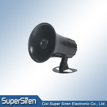Police sound siren with 15/20/25W, Car alarm speaker horn, Electronic siren