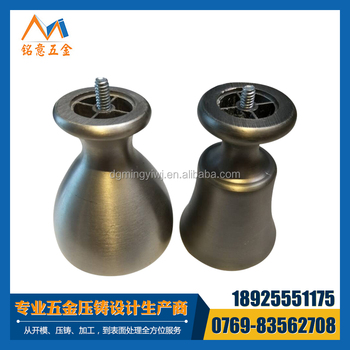 2017 Chinese Providers Zinc Alloy Die Casting for New Products with Electroplating from Alibaba.com