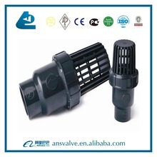 Water Pump 6 Inch PVC Foot Valve