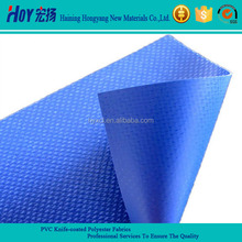 PVC knife Coated Tarpaulin Material For Truck Cover