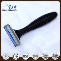 One Off Cheap Price China Stainless Stell Twin Blade Disposable Shaver Razor