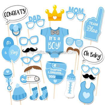 wholesale kids photo booth props stock baby photo booth props