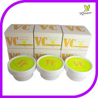 Natural Vitamin C skin brightening anti-freckly spots removal rice milk whitening cream