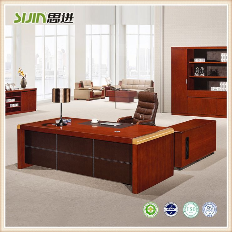 China manufacturer Executive Office Counter Table Desk Furniture Design In Penang for manager office use