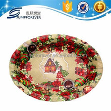 Neat Free Sample Oval Banquet Serving Tray