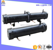 copper fin tube heat exchanger for marine food chemical power plant etc