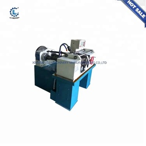 Factory Supply Flat Die Steel Screw Thread Rolling Machine