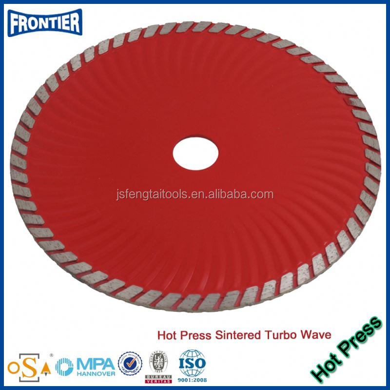 Hot pressed Diamond saw blades for tile cutting/dry tile cutting blade/wet tile cutting blade