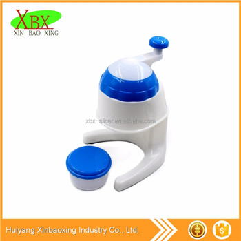 best price ABS Plastic mobile portable small Ice breaker