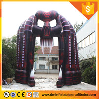Halloween Inflatable Skeleton Arch for Sale