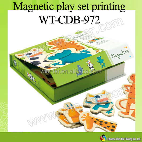 WT-CDB-972 high quality magnetic learning toys