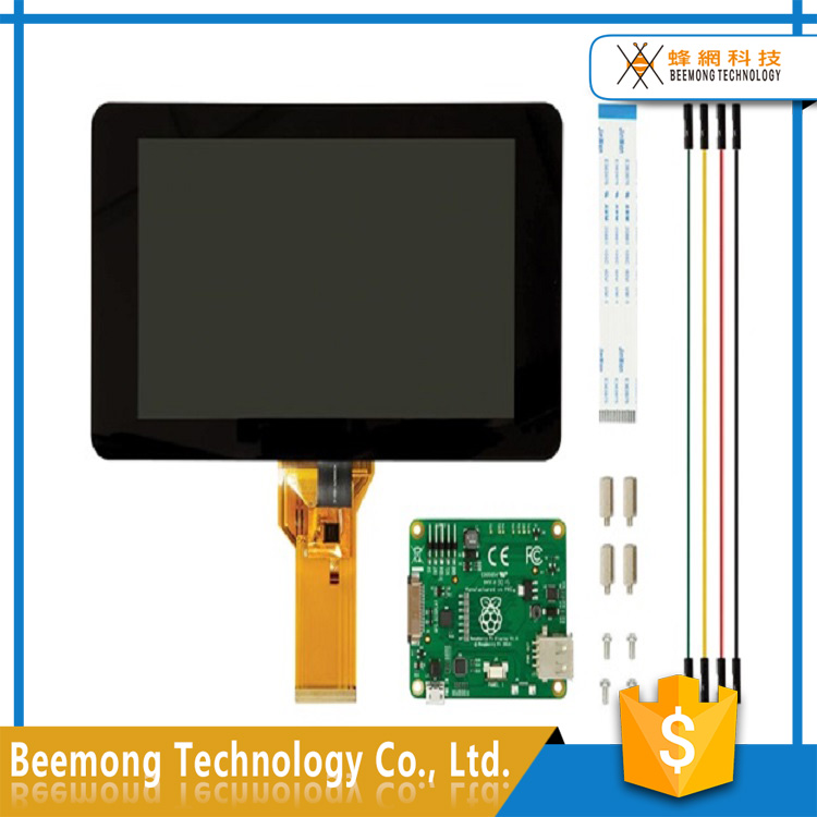 Raspberry Pi 3 7 inch LCD Display Touch Capacitive Screen Kit