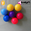 promotion two layers colorful golf ball customized Practice Golf Balls