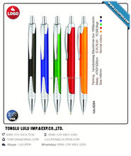 Banner Pen minimum order 500 pcs all kinds of Ball Pens (Lu-8284)