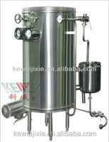 Milk, soy milk and fruit juice sterilizer