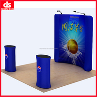 portable trade show pop up banner stand