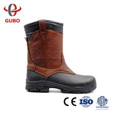 rubber sole coal miner mining boots