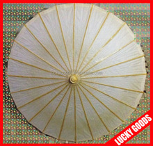 fancy white wedding decoration craft paper umbrellas wholesale