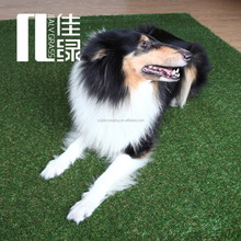 man made nice color artificial turf grass for dog