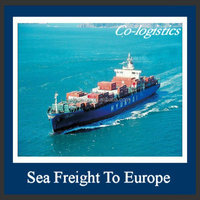 Top Reliable shenzhen ocean shipping from china to Paris-Alex