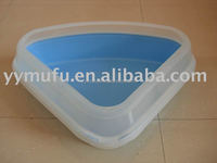 pet toilet pet product with pp material