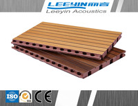 wood groove panels types of acoustical materials