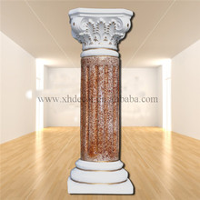 Frp Decoration Roman Column/pillar PU Roman Column /Home decor resin roman columns