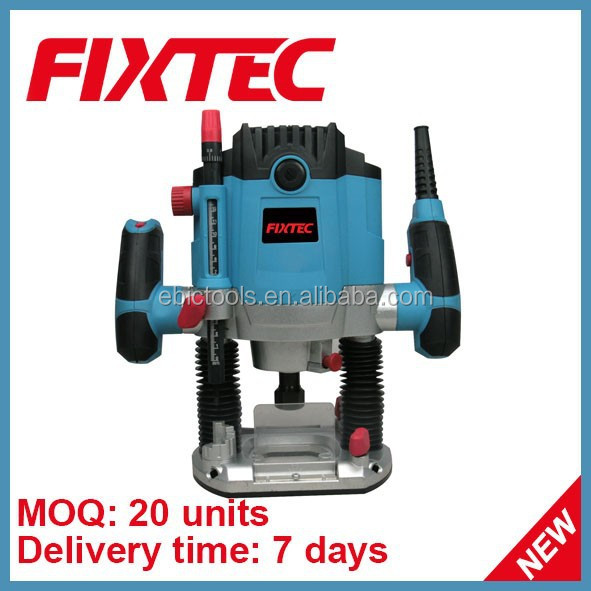 FIXTEC Wood Machinery tool 1800W 50mm Electric Hand Wood Router